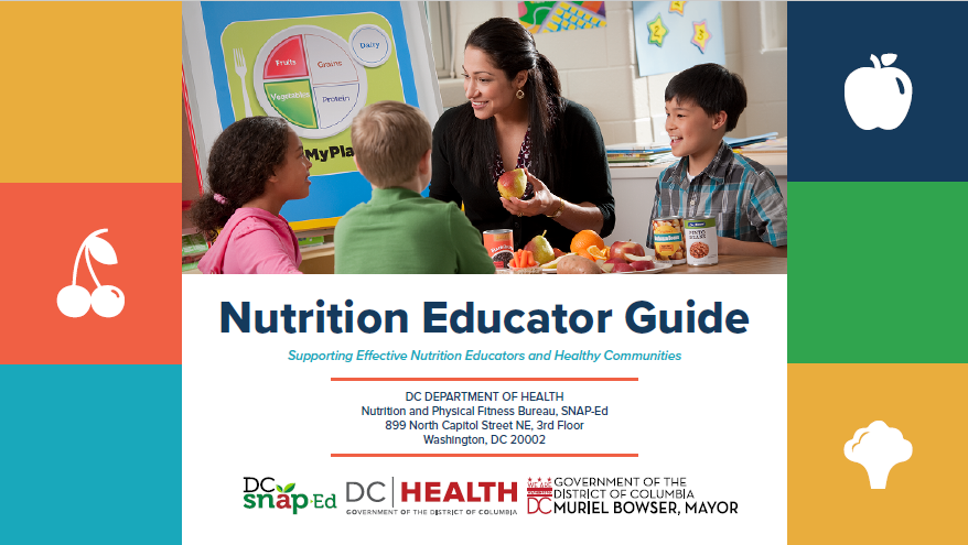 DC HEALTH Nutrition Educator Training Toolkit